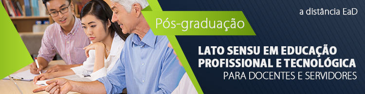 IFSULDEMINAS abrirá inscrições para curso de Pós-graduação a distância
