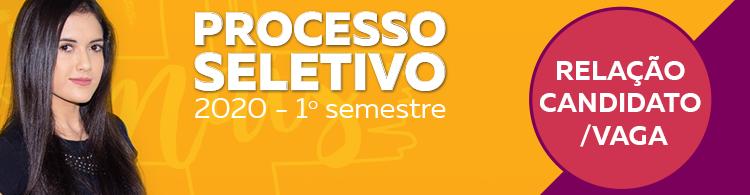 Publicado pelo IFSULDEMINAS a relação Candidato/Vaga dos Cursos Técnicos da Instituição
