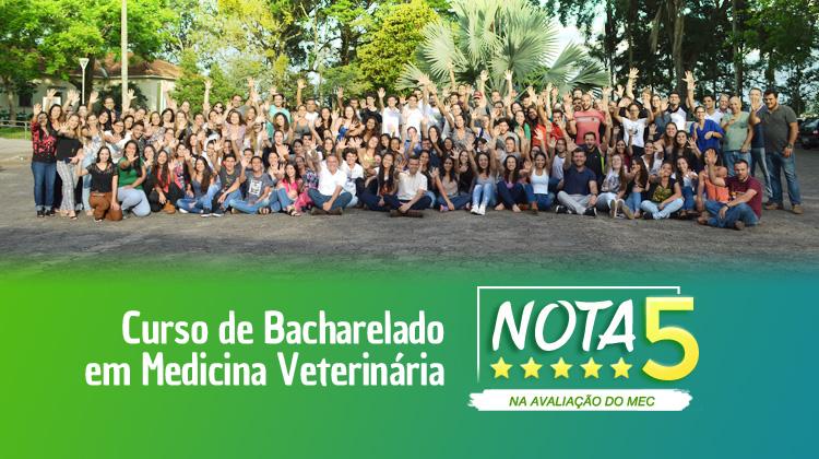 Curso de Veterinária do Campus Muzambinho recebe nota máxima em avaliação do MEC