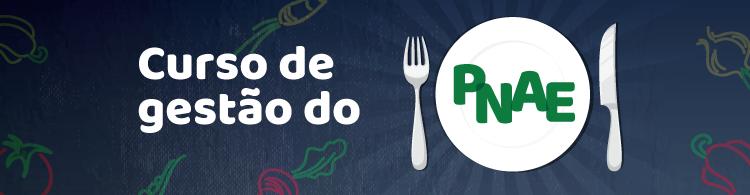 Curso de Gestão do Programa Nacional de Alimentação Escolar - EaD