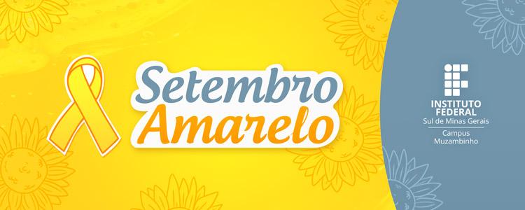 Campus divulga programação especial do Setembro Amarelo